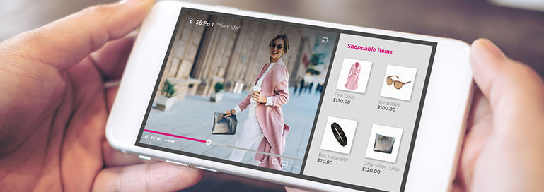 Computer vision brings shoppable video to life